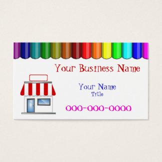 Fun Generic Business Card