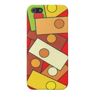 Fun Geometric i-Phone Case