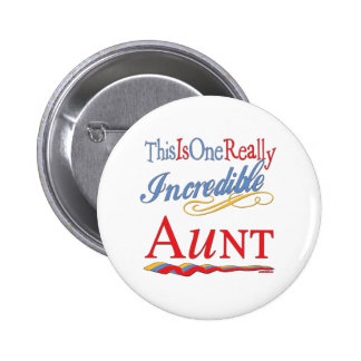Fun Gifts For Aunts 2 Inch Round Button