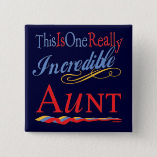 Fun Gifts For Aunts Button