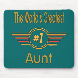 Fun Gifts For Aunts Mouse Pad