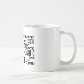 Fun Gifts for Boyfriends : Greatest Boyfriend Coffee Mugs