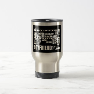 Fun Gifts for Boyfriends : Greatest Boyfriend Coffee Mugs