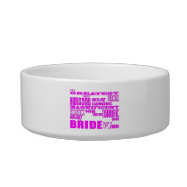 Fun Gifts for Brides : Greatest Bride Bowl