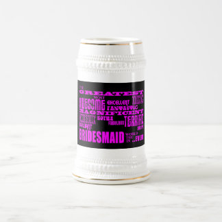 Fun Gifts for Bridesmaids : Greatest Bridesmaid Coffee Mug