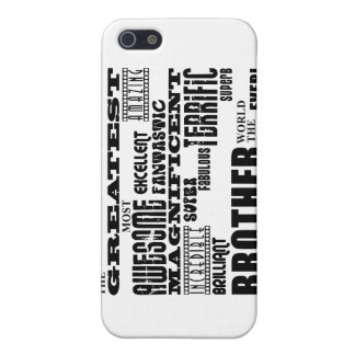 Fun Gifts for Brothers : Greatest Brother Cover For iPhone 5