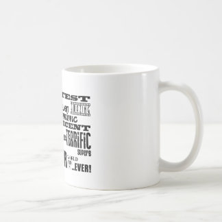 Fun Gifts for Brothers : Greatest Brother Mugs