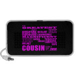 Fun Gifts for Cousins : Greatest Cousin iPod Speakers