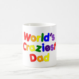 Fun Gifts for Dads : World's Craziest Dad Mugs