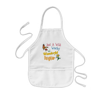 Fun Gifts For Daughters Kids' Apron