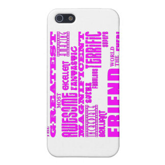 Fun Gifts for Friends : Greatest Friend iPhone 5 Case