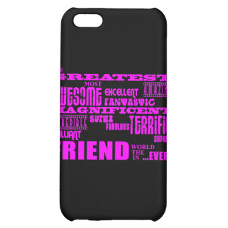Fun Gifts for Friends : Greatest Friend iPhone 5C Cases