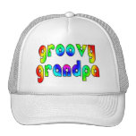 Fun Gifts for Grandfathers : Groovy Grandpa Trucker Hats