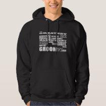 Fun Gifts for Grooms : Greatest Groom Hoodie