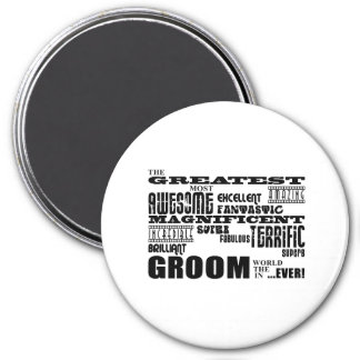 Fun Gifts for Grooms : Greatest Groom Magnets