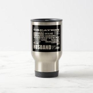 Fun Gifts for Husbands : Greatest Husband Coffee Mugs