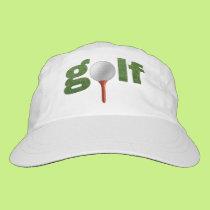 Fun Golf Sports Headsweats Hat
