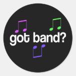 Fun Got Band Sticker
