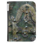 Fun Green Gold Steampunk Abstract Design Cases For Kindle