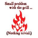 Fun Grilling Apron apron