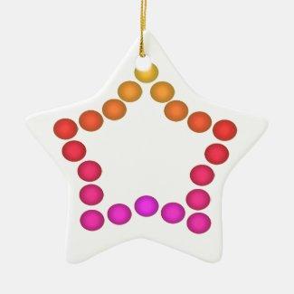 Fun Gumdrops Holiday Christmas Tree Decorations