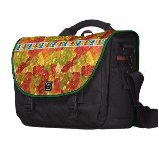 Fun Gummy Bear Computer Bag