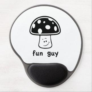 Fun Guy (fungi) Gel Mouse Pad