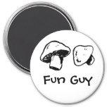 Fun Guy Magnet 1