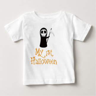 Fun Halloween Baby T-Shirt - My First Halloween