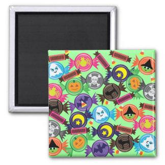 Fun Halloween Candy Magnet