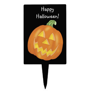 Fun Halloween Cupcake Pick