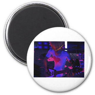 Fun Halloween Music Gifts and Party Favors Refrigerator Magnets