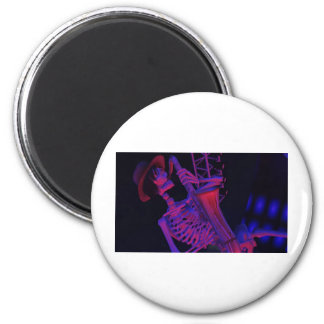 Fun Halloween Music Gifts and Party Favors Magnets