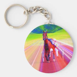fun horse keychain