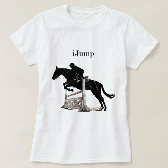 Fun iJump Horse T-Shirt