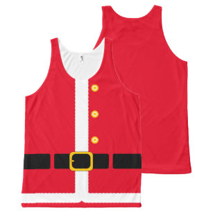 Royal Lion Mens Tank Top Christmas Dear Santa I Want It All