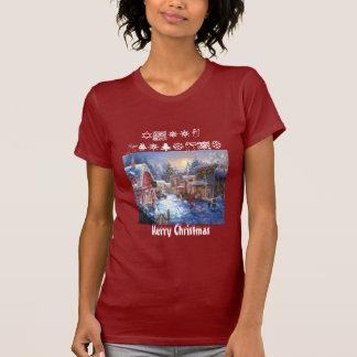 Fun In Christmas Town Shirts