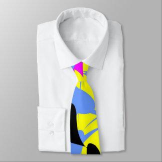 Fun in color tie