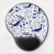 Fun in the Sea Gel Mouse Pad