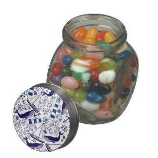 Fun in the Sea Jelly Belly Candy Jar
