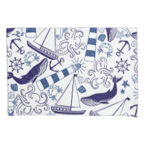 Fun in the Sea Pillow Case