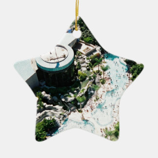 Fun in the Summertime, San Diego, CA Christmas Tree Ornaments