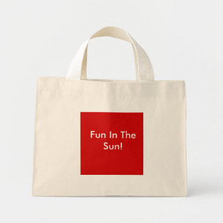 Fun In The Sun! Bag