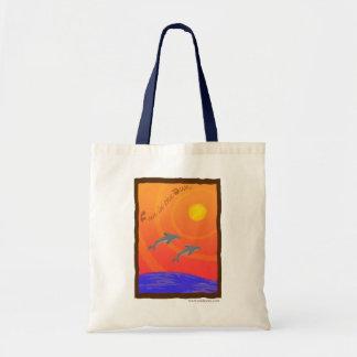 Fun in the Sun: Dolphin Bag