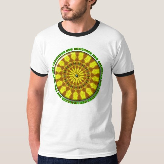 Fun in the Sun Hawaiian Circle T-Shirt