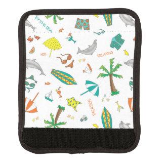 Fun in the Sun Luggage Handle Wrap