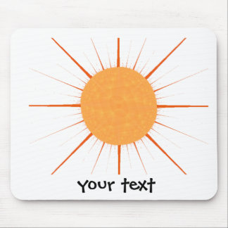 Fun in the Sun Mouse Pad