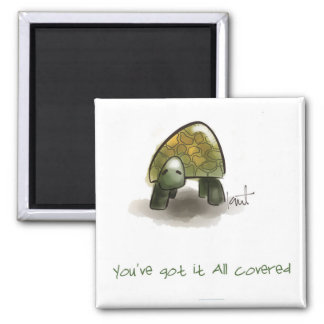 Fun & Inspirational Turtle Magnets