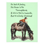 Fun Invitation To Host a Ky Kentucky Derby Party