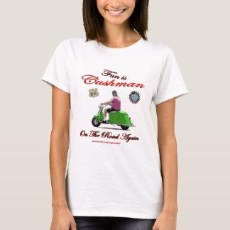 Fun Is Cushman On The Road Again T-Shirt